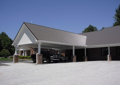 Coweeta Baptist Church